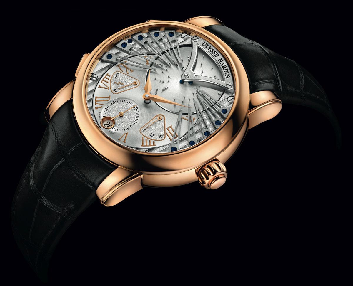 Самые красивые ручные часы в мире